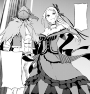Al and Priscilla - Daisanshou Manga