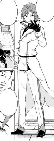 Reinhard van Astrea - Daisshou Manga 3