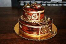 Steampunk-cake 1