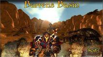 Release Barrens Basin