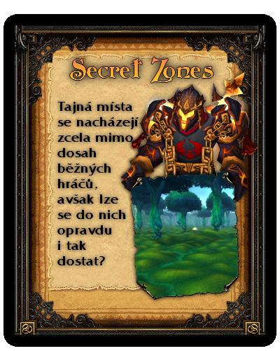 Secretzonesmenu