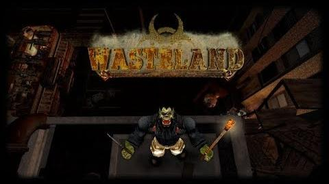 Warcraft Post-Apocalyptic Mod - Deltar City