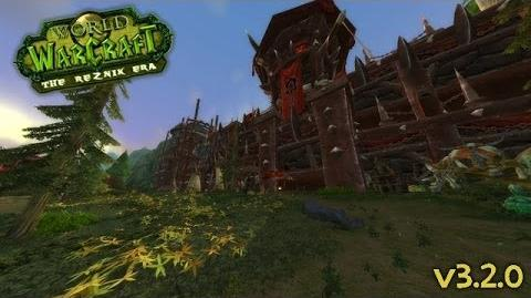 Release World of Warcraft The Reznik Era 3.2