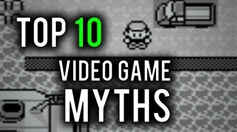 Top 10 Video Game Myths
