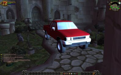 Warcraft Toyota 1