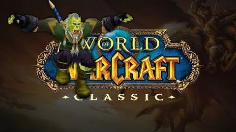 WoW Classic Demo - BlizzCon Realm Exploration