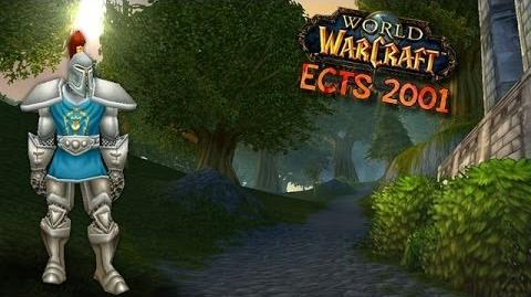 WoW ECTS 2001 Gameplay Trailer