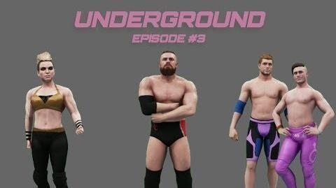 RFPW E-FED Underground - Episode 3