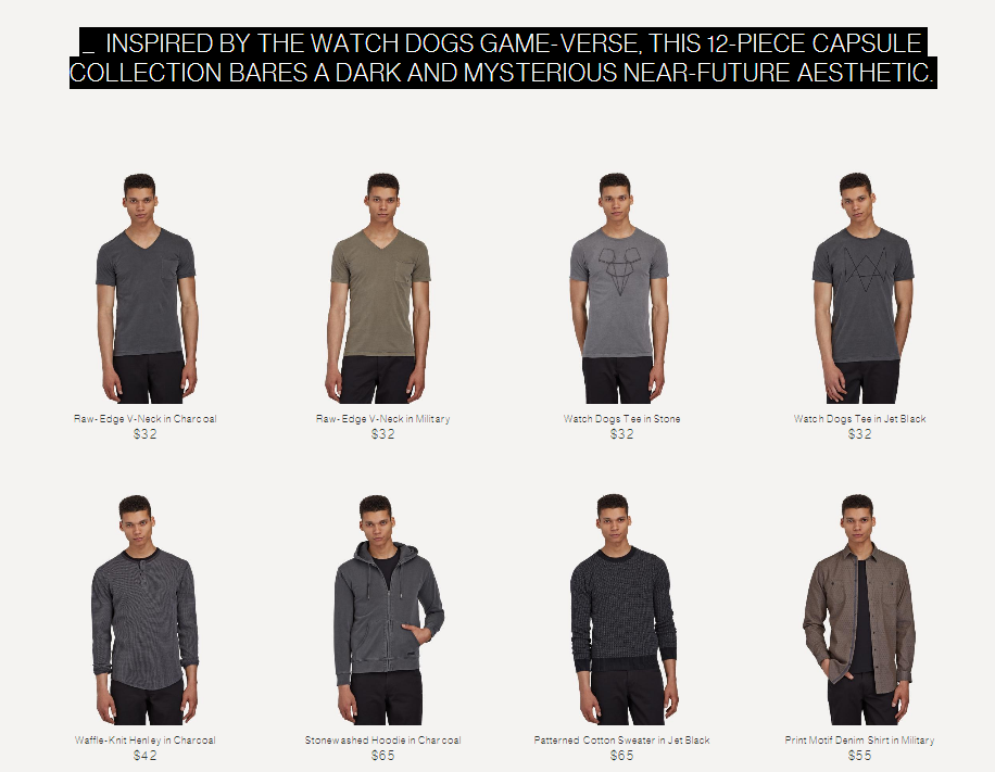 Image Watch Dogs Clothing Line Png Regular Guy Laboratory Wiki