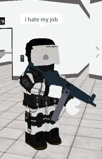 Scp Facility Guard Rgocommitdie L O R E Wiki Fandom Powered By
