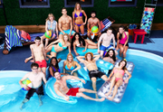 Big Brother 17 cast