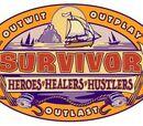 Survivor: Heroes v. Healers v. Hustlers