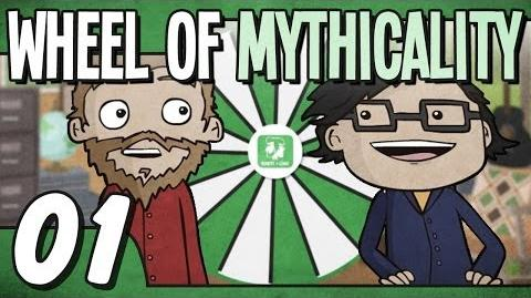 Wheel Of Mythicality Episode 1 The Taxi