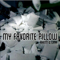 My Favorite Pillow Single Cover