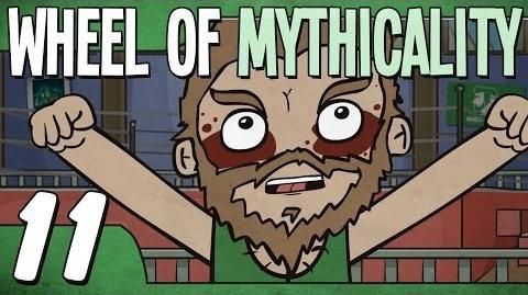 Trash Talking Pro Wrestlers (Wheel of Mythicality - Ep. 11)