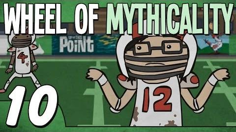 Coach Rhett (Wheel of Mythicality - Ep