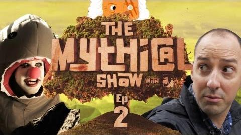 The Mythical Show Ep 2 (Feat. Clown Shark, Tony Hale)