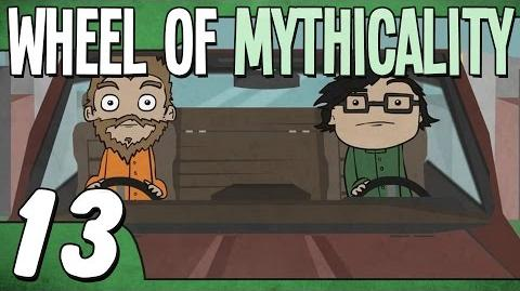 Cop Chase (Wheel of Mythicality - Ep. 13)-0