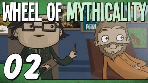 Rhett Loses His Mind (Wheel of Mythicality - Ep