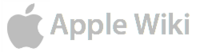Apple Wiki Wordmark