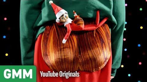 CHRISTMAS BOOTY SONG