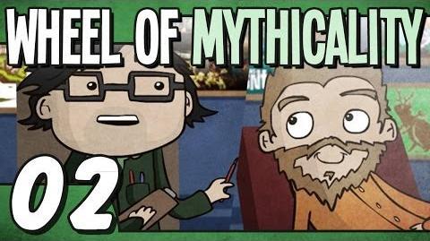 Wheel Of Mythicality Episode 2 Rhett's Mind