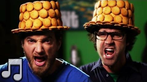 Nilla Wafer Top Hat Time