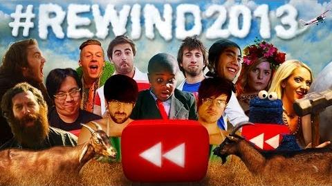 YouTube Rewind What Does 2013 Say?