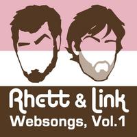 Rhett and Link Websongs, Vol. 1 Album Cover