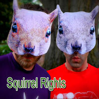 The Squirrel Rights Song Single Cover