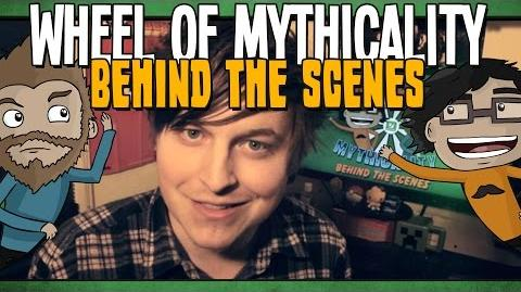 Behind The Scenes - Wheel Of Mythicality!