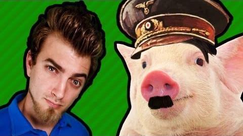 RACIST PIGS! FT. RHETT MCLAUGHLIN (Just Shut Up! 7)-0