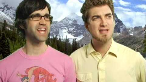 American Idol Song - Rhett & Link