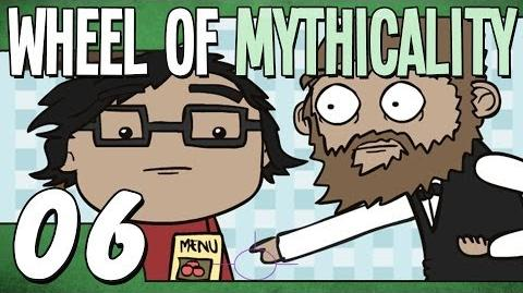 The Pushy Waiter (Wheel of Mythicality - Ep. 6)