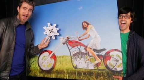 PHOTOSHOP Song - Rhett & Link