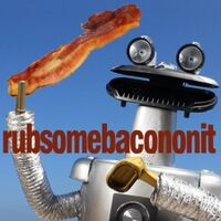 Rub Some Bacon On It Single Cover
