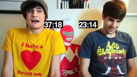 Super Note 2010 - TEAM SMOSH!
