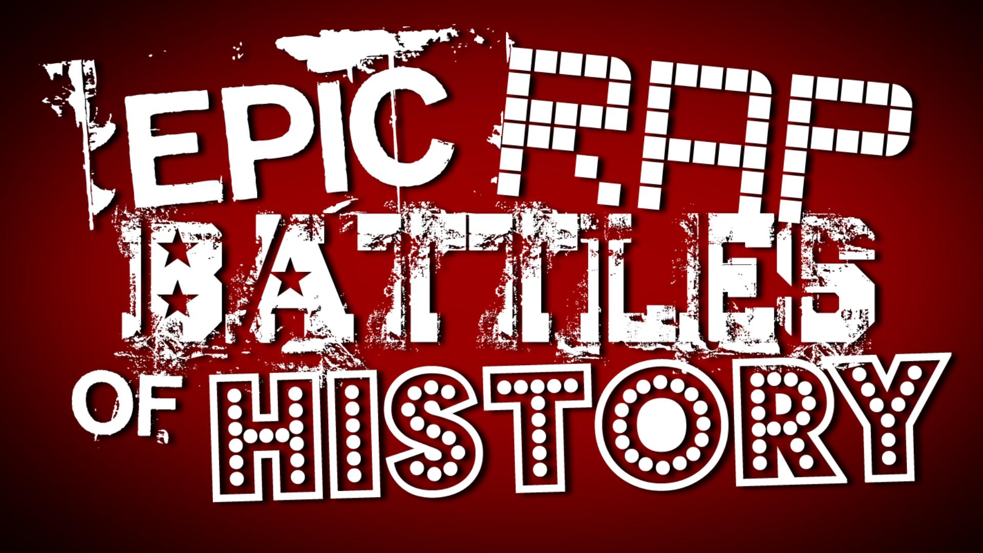 epic rap battles of history rhett and link wiki fandom powered