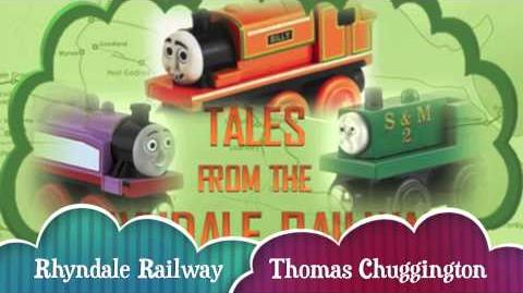 TTTE Wooden Railway TFTRR and Wiki Update