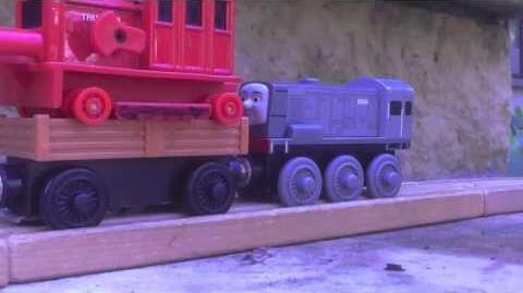 S1 E4 Tales From the Rhyndale Railway Chills and Spills