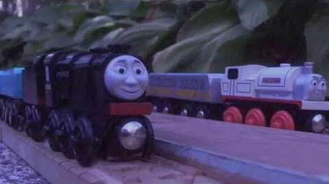 S1 E7 Tales From the Rhyndale Railway Neville and the Coaches