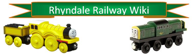 Rhyndale Railway Wiki Banner