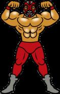 Wrestler Wii