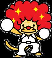 Clappy Lion