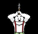Woodcutter Bear