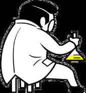 Dr. Bacteria chara