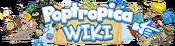 Pop wordmark