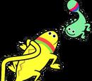 Güíro Lizards