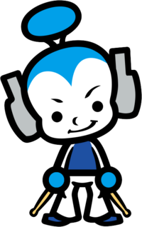 Artwork From Rhythm Heaven Megamix