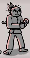 Karatemanscat